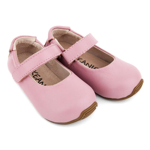 Mary Jane Junior Walkers Pink-Lilypond Kids