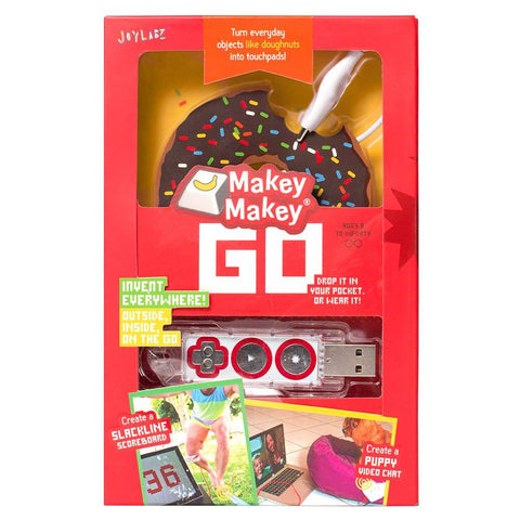 Makey Makey GO: Better for inventing on the GO!-Lilypond Kids
