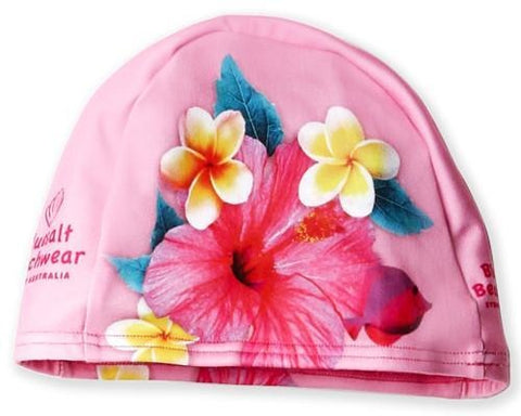 Bluesalt Mermaid Girls Swim Cap - Lilypond Kids