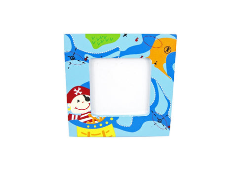 Kaper Kidz Pirate Photo Frame-Lilypond Kids