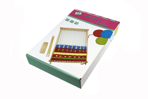 Wooden Loom-Lilypond Kids