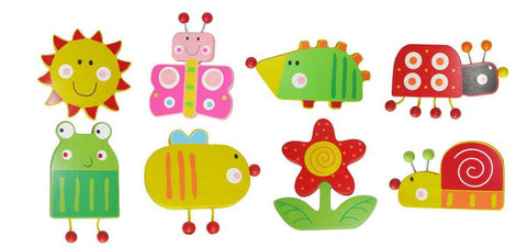 Wooden Wall Decorations-Lilypond Kids
