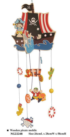 Pirate Mobile-Lilypond Kids