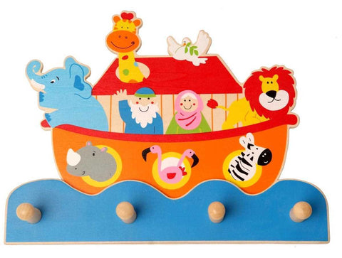 Noah's Ark Peg Rack-Lilypond Kids