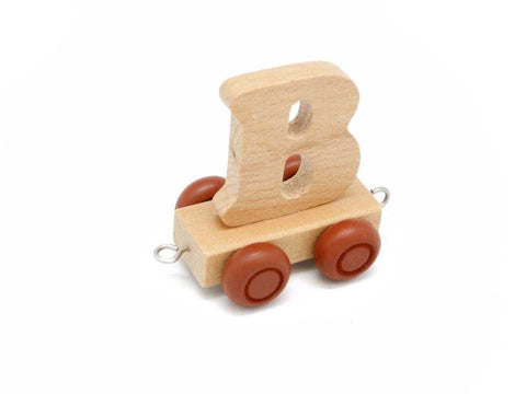Train Carriage With Letter B-Lilypond Kids