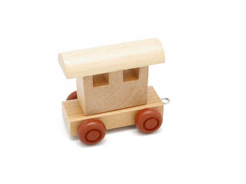 Alphabet Train End Carriage-Lilypond Kids
