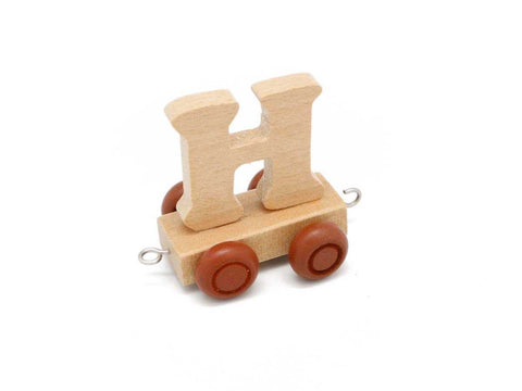 Train Carriage With Letter H-Lilypond Kids