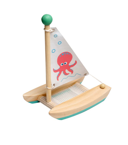 Wooden Catamaran-Lilypond Kids