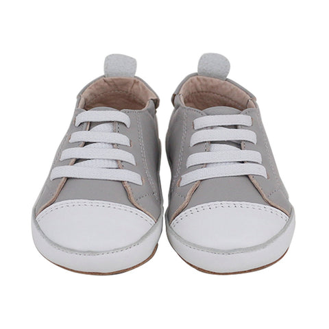 Pre-walker Hamilton Sneakers Grey-Lilypond Kids