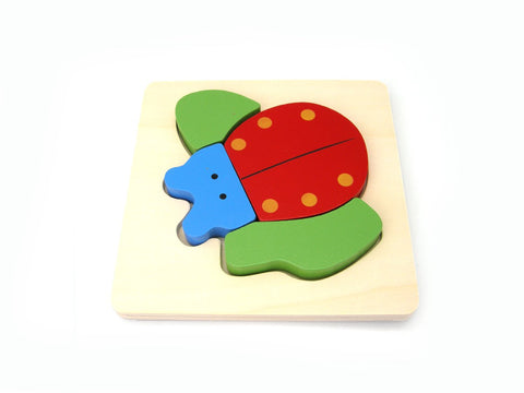 Ladybird Chunky Puzzle-Lilypond Kids