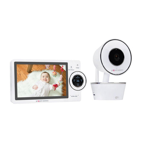 "5"" WiFi Video Baby Monitor w/ Remote Access (Model PNMDUAL5)-Lilypond Kids"