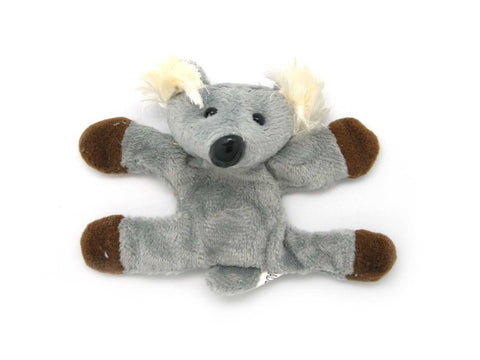Magnetic Koala Grey & Brown-Lilypond Kids