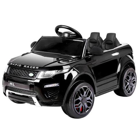 Rigo Kids Ride On Car - Black-Lilypond Kids