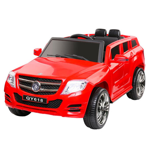 Rigo Kids Ride On Car - Red-Lilypond Kids