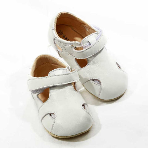 Pre-walker Sunday Sandal White-Lilypond Kids