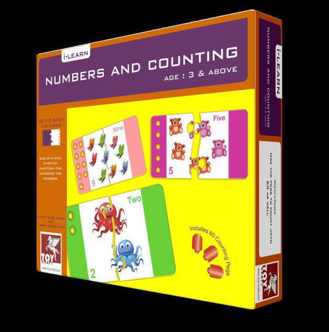 Numbers & Counting-Lilypond Kids