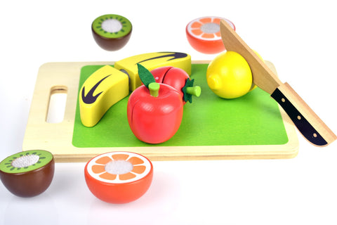 Cutting Fruits-Lilypond Kids