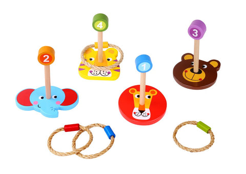 Ring Toss Game-Lilypond Kids