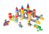 KNIGHT CASTLE BLOCK-Lilypond Kids