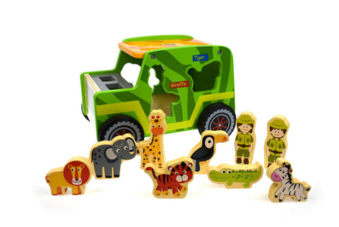 Safari Jeep-Lilypond Kids
