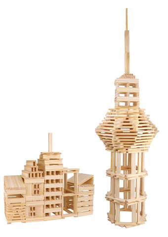 City Blocks - 250pcs-Lilypond Kids