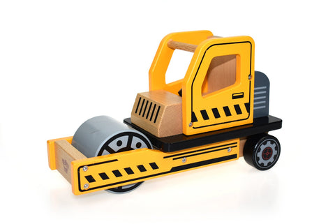 Wooden Road Roller-Lilypond Kids