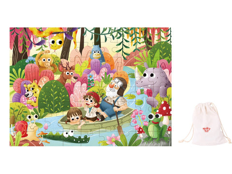 Rainforest Puzzle-Lilypond Kids