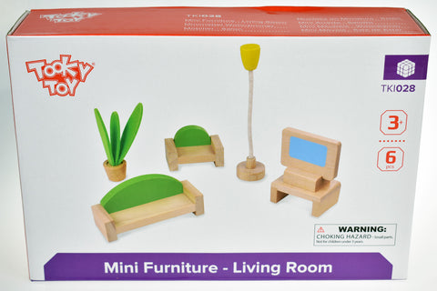 Mini Furniture - Living Room-Lilypond Kids