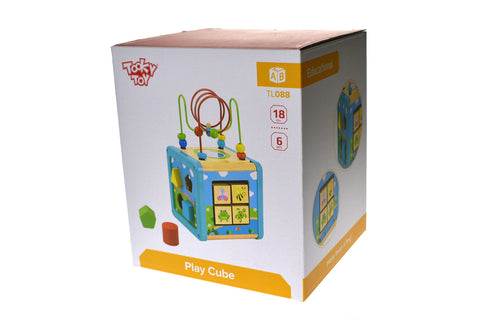 Play Cube-Lilypond Kids