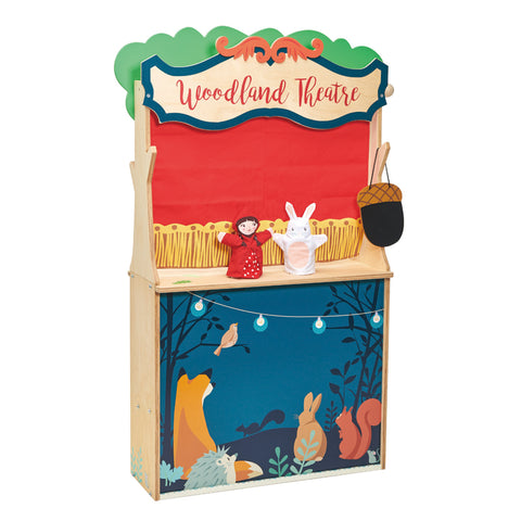 Woodland Store and Theatre-Lilypond Kids