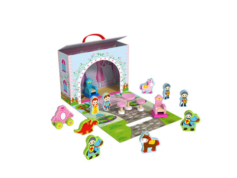 Princess Story Box-Lilypond Kids