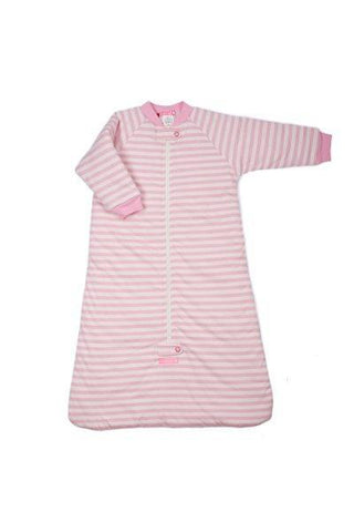Baby Long Sleeve Sleeping Bag 3.0 tog Pink-Lilypond Kids