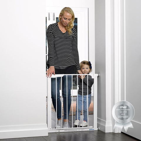 Assisted Auto Close Baby Gate-Lilypond Kids