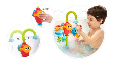 Yookidoo Spin N Sort Spout Pro-Lilypond Kids