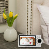 "5"" WiFi Video Baby Monitor w/ Remote Access-Lilypond Kids"