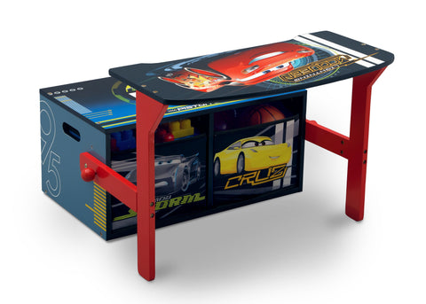 Convertible Bench & Desk - Cars-Lilypond Kids