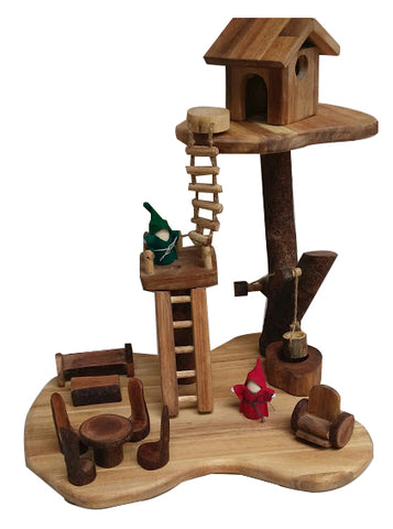 Tree Style House-Lilypond Kids