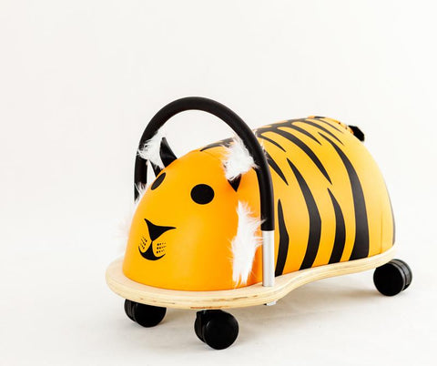 Large Tiger Wheely Bug-Lilypond Kids