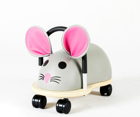 Large Mouse Wheely Bug-Lilypond Kids