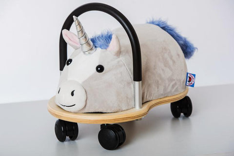 Unicorn Plush Combo Wheely Bug-Lilypond Kids