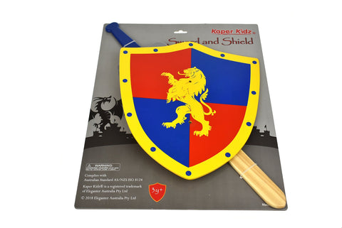 Kaper Kidz Sword & Shield - Lion-Lilypond Kids