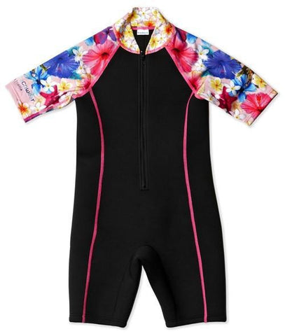 Bluesalt Mermaid Girls Neoprene Wet Suit-Lilypond Kids