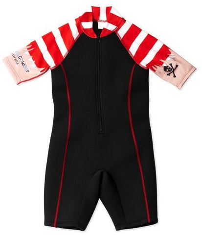 Bluesalt Pirate Boys Neoprene Wet Suit-Lilypond Kids