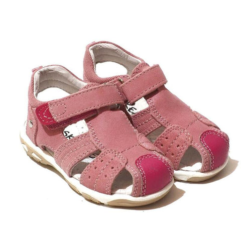 Kids All Terrain Sandals Pink-Lilypond Kids