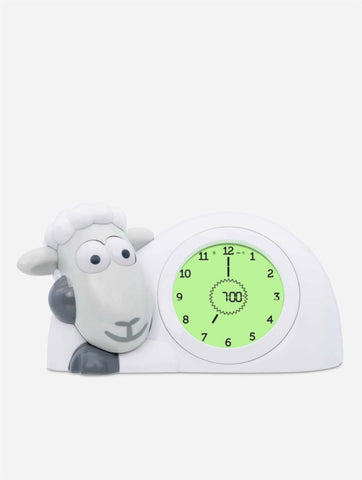 Sleeptrainer Sam The Lamb - Grey-Lilypond Kids