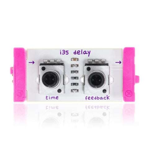 LittleBits Delay-Lilypond Kids