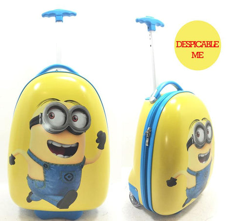 Mini Kids Luggage - Despicable Me-Lilypond Kids
