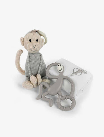 Baby Shower Gift Set - Grey By Matchstick Monkey-Lilypond Kids