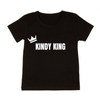 MLW By Design Tee Shirt - Kindy King Tee-Lilypond Kids