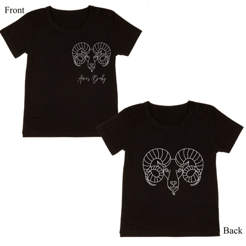 MLW By Design - Aries Tee-Lilypond Kids